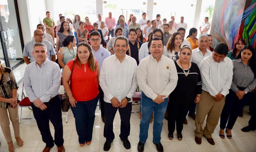 Firma de Convenio General de Colaboración Insterinstitucional con la UNICACH