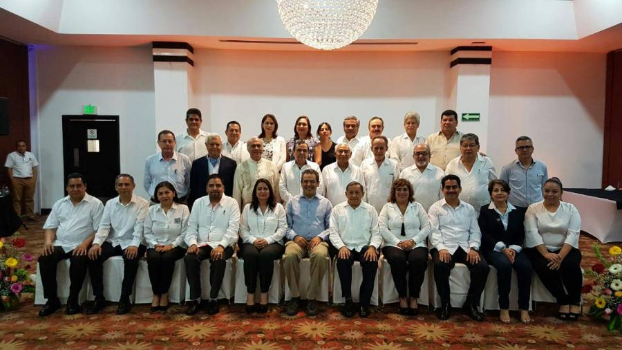 Reconocimiento a los Ex-integrantes del Comité Permanente de Finanzas